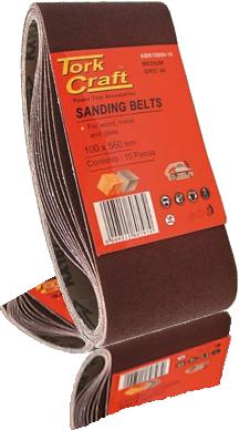 Belt sander snading belt