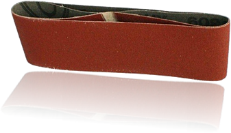 SANDING BELT 75X533MM 120GRIT 2/PACK