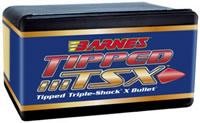 Barnes 6 MM 243(80) TTSX BT/50(30208/24338)