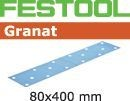 FESTOOL abrasive 50 pack, P60 grit - 80 x 400 mm