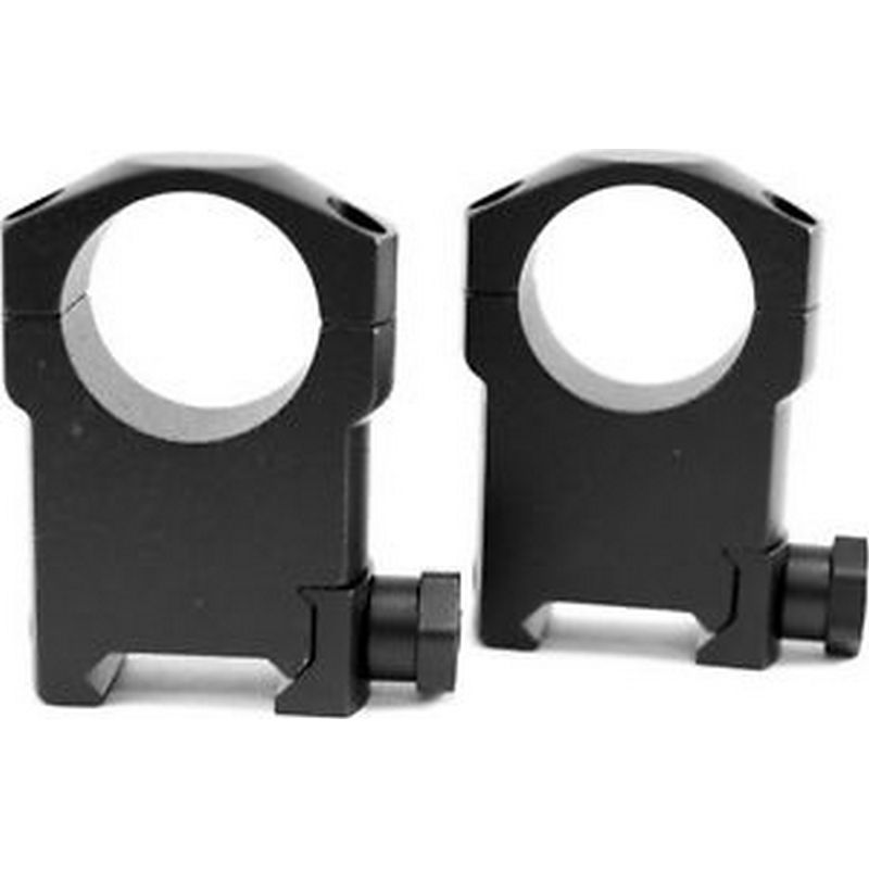 Leupold Mark 4 Rings 1-Inch Super High Matte (60019)