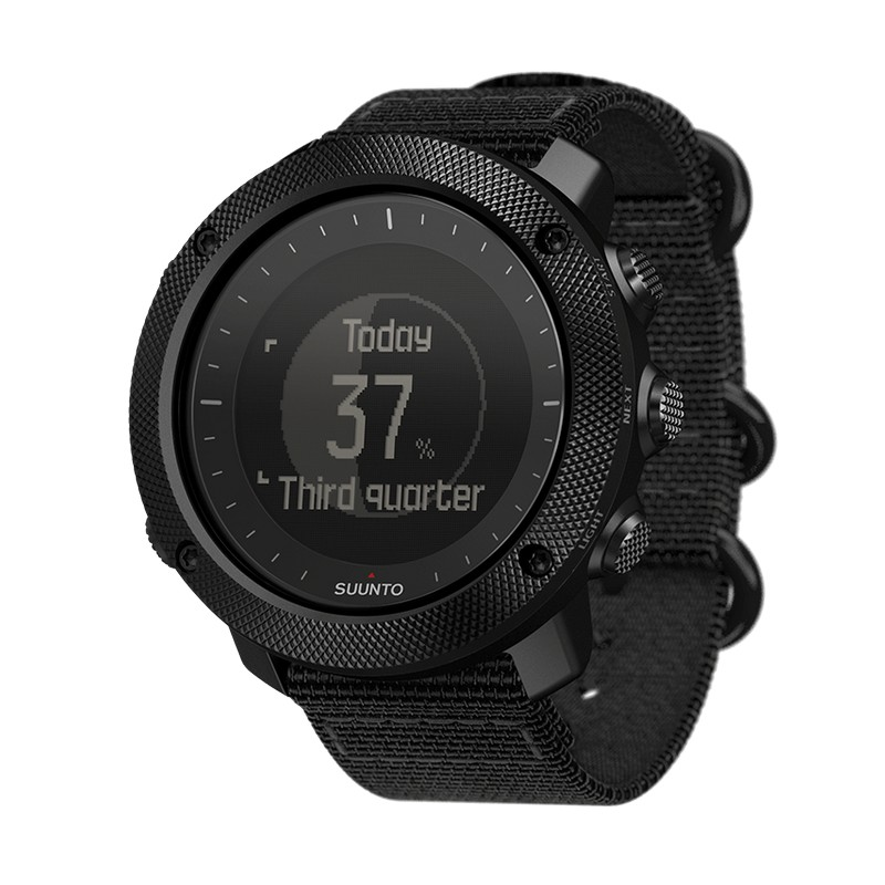 Fitness Trackers Suunto Traverse Alpha Stealth Was