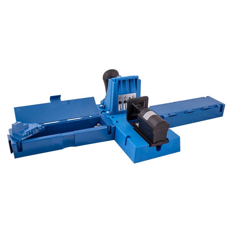 Woodworking Kreg Jig K5 Pocket Hole System Was Listed