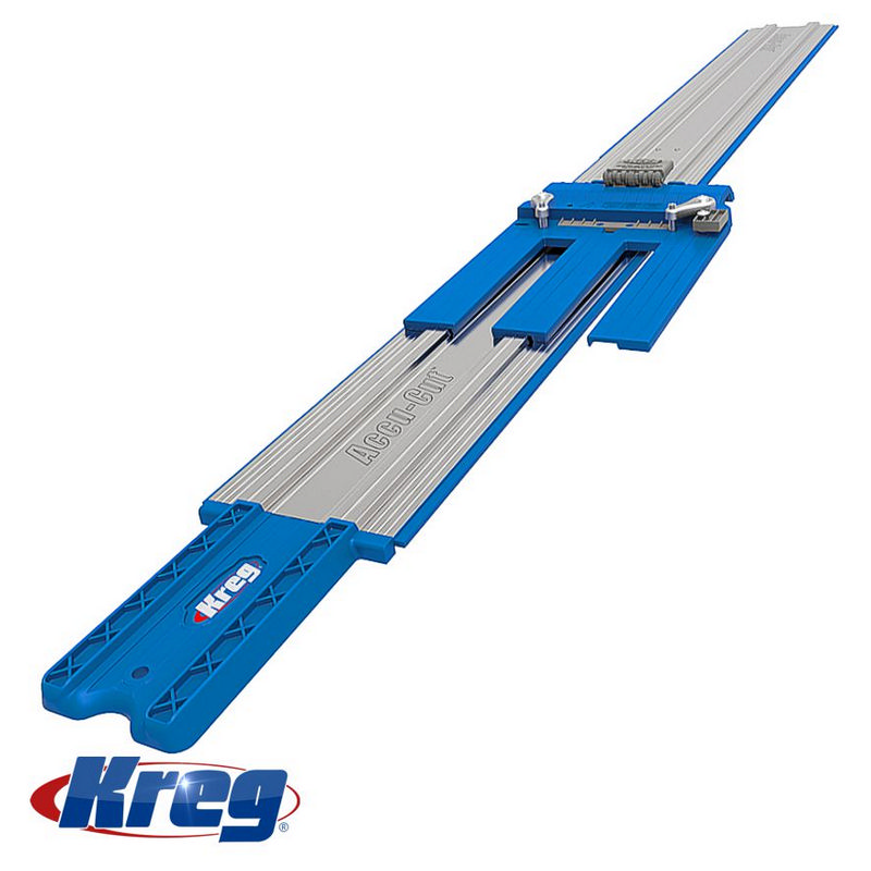 Woodworking - Kreg Accu-Cut Guide Rail System was sold for R1,835.00 ...