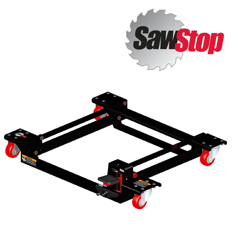 Saws Sawstop Ind Cabinet Saw Mobile Base Was Listed For