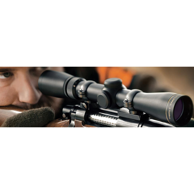 Riflescopes and Accessories