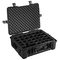 B&W Large Foam/Divider Case Type 65+