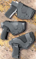 Uncle Mikes SZ20 Pro-3 RH Holster